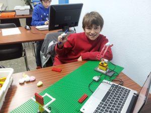 Alan Gil Balducci, de 10 años y vecino de Talayuela gana el Reto Lego Wedo