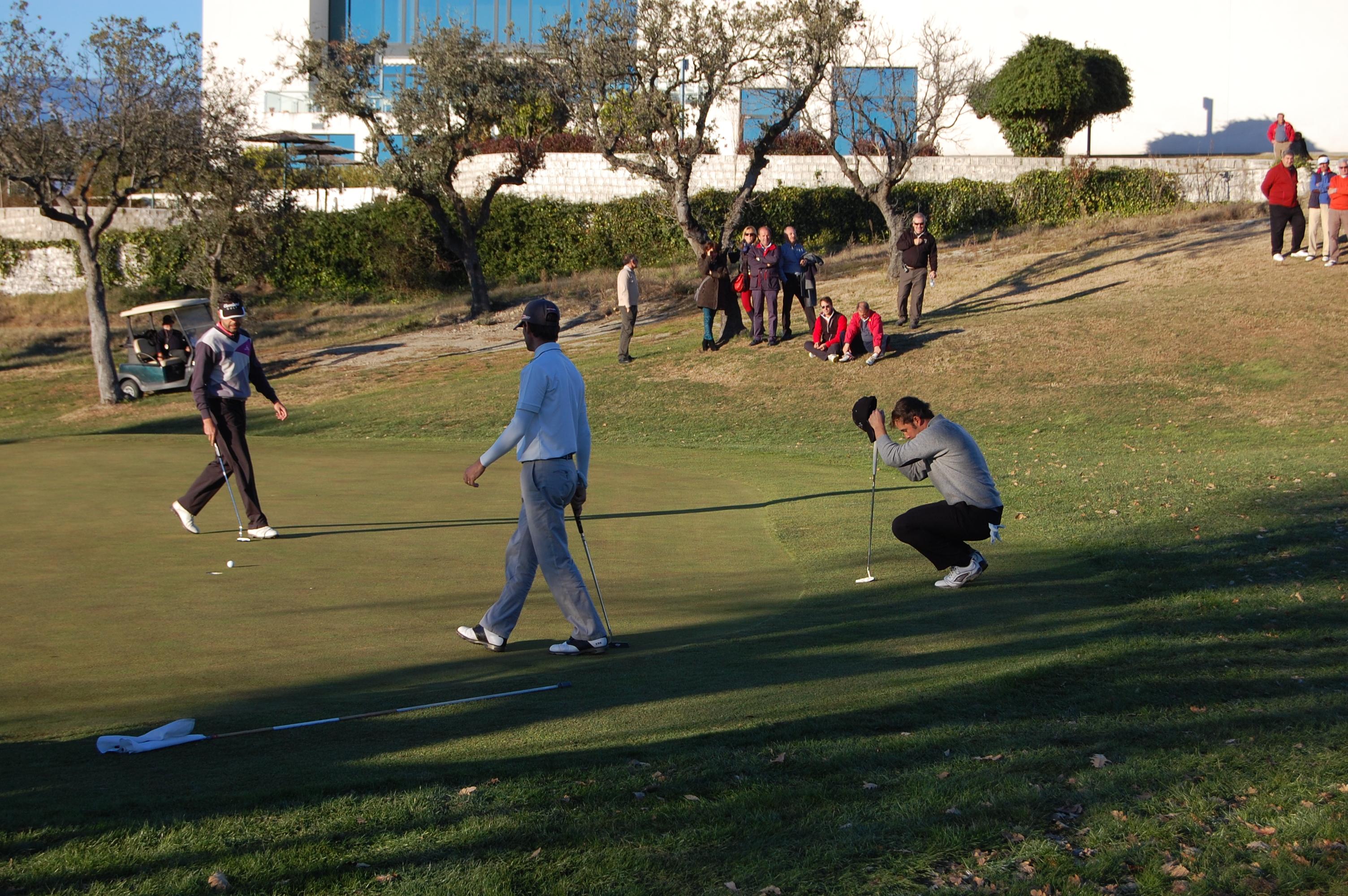 Ganar el Campeonato de España de Profesionales, vía directa para jugar el Open de España
