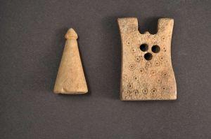 Piezas encontradas en el yacimiento de Albalat, en Romangordo, se mostrarán en París
