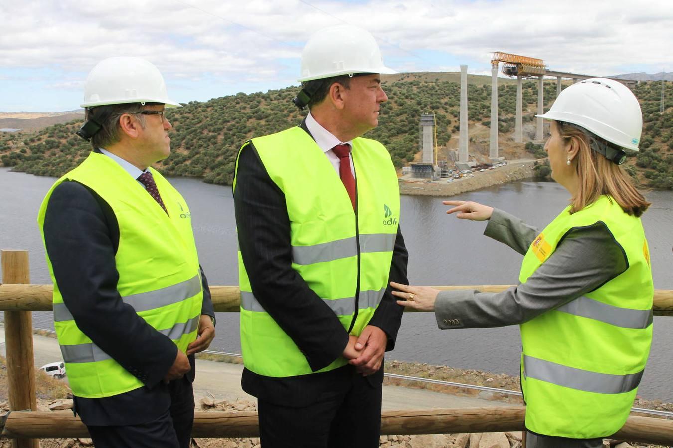 La Junta afirma que el AVE de Madrid a Lisboa, que incluye el tramo Talayuela-Plasencia, estará concluido en 2020