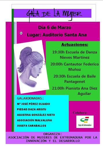 La Asociación de Mujeres de Extramadura ID celebra este viernes el Día Internacional de la Mujer